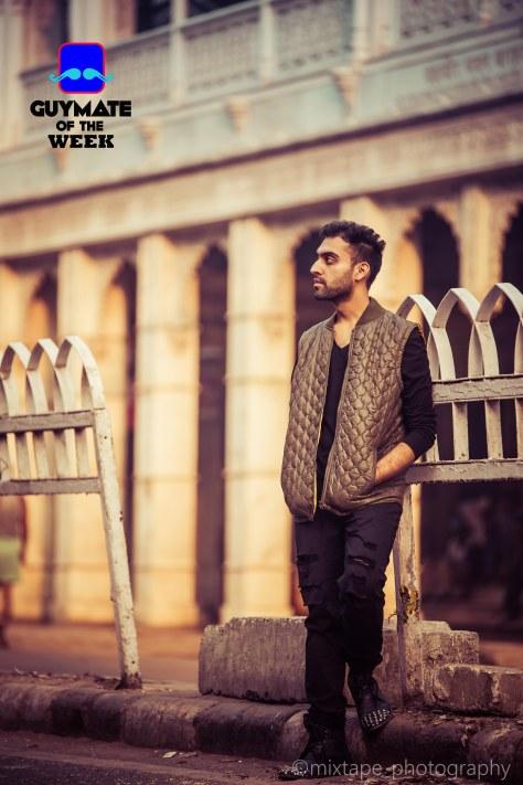 Tejeshwar Sandhoo, Fashion Blogger.