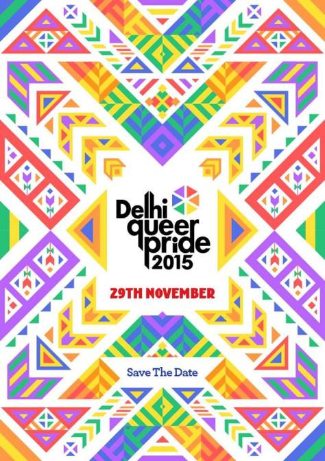 Art Work: Delhi Queer Pride Community.