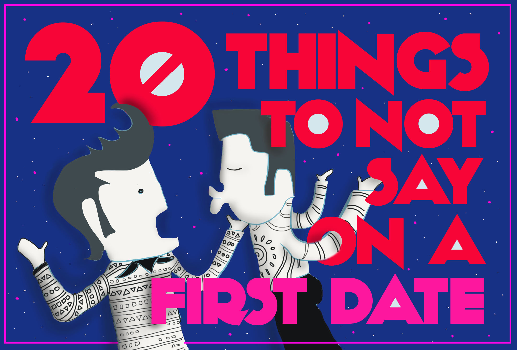 What to say in your first message on a dating site