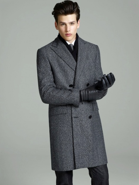 Best winter coats for Men 2013