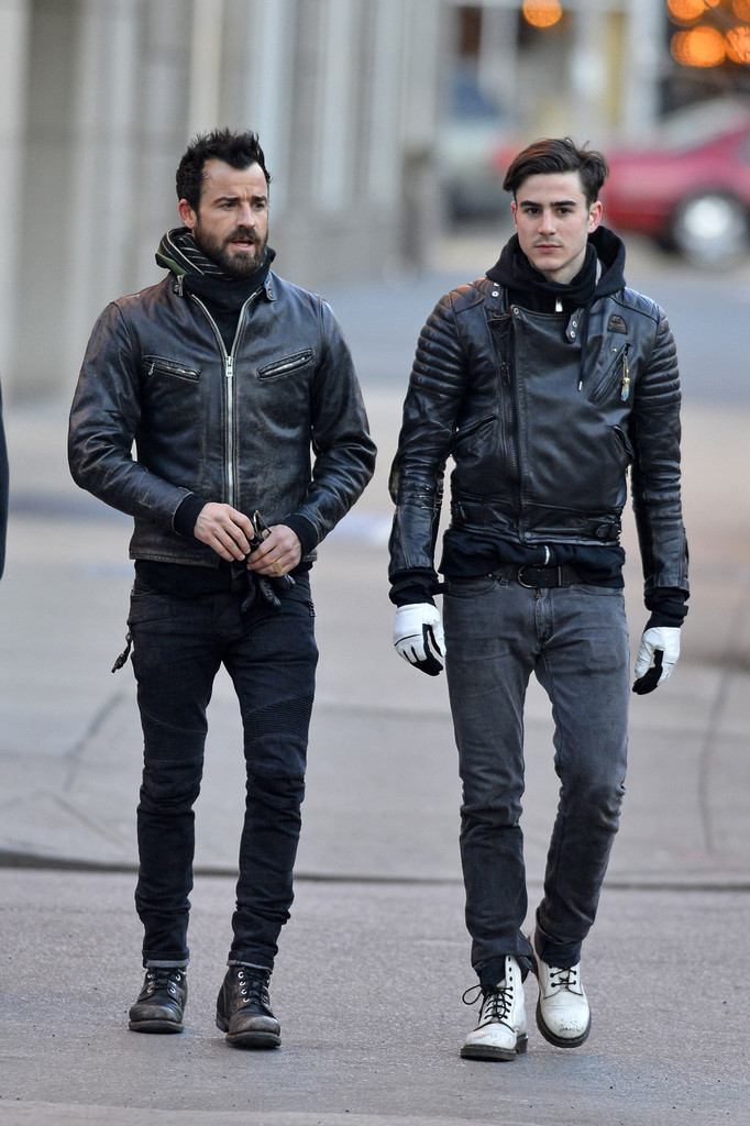 Mens-Leather-Jackets-Street-Style-4 | Guysexual